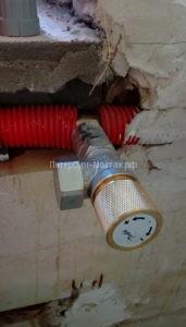 Как перекрыть клапан Danfoss RA-G или RA-N на радиаторе отопления