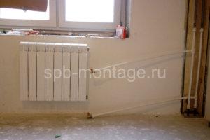 Полипропилен радиатор отопления